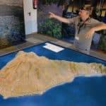 Insel Modell Teneriffa