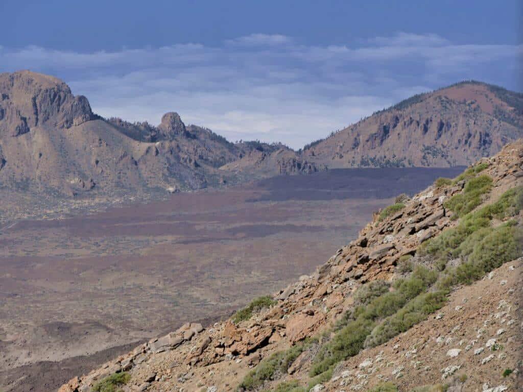 Nationalpark Teide Teneriffa