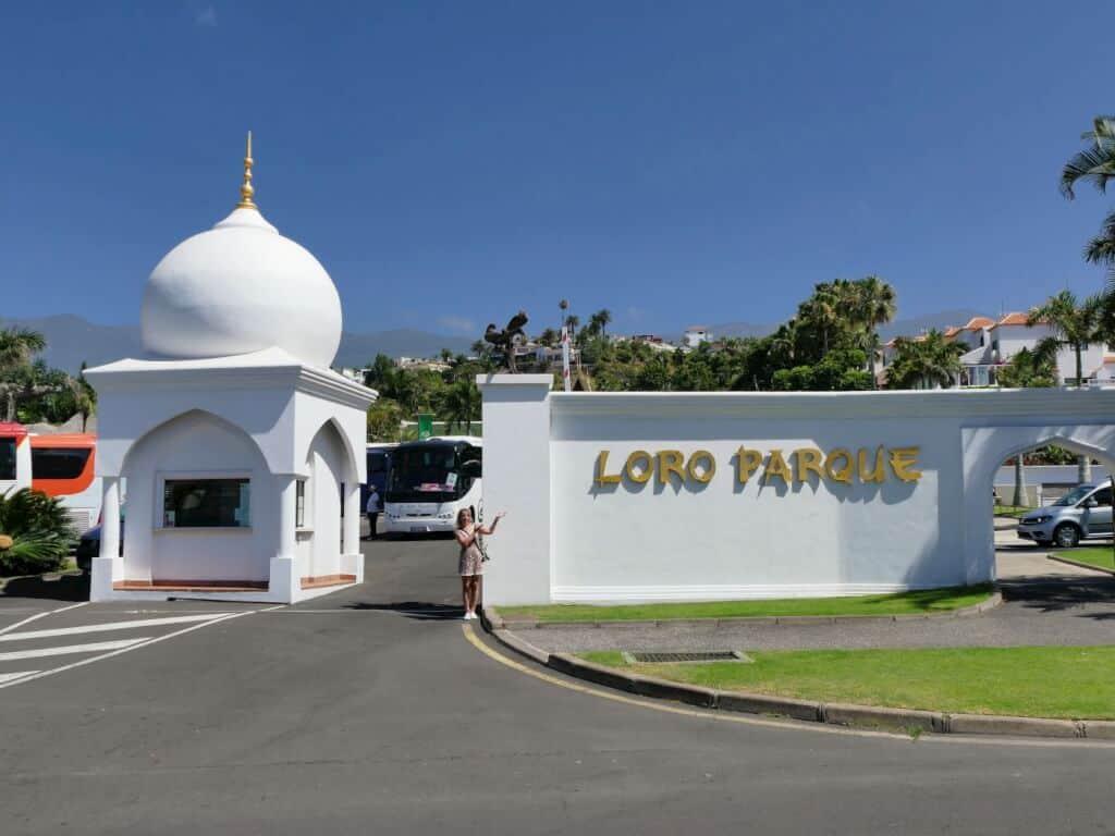 Loro Park Teneriffa