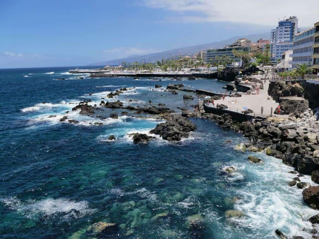 Puerto De La Cruz Tenerife Hotels