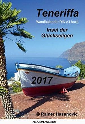 Teneriffa Wandkalender