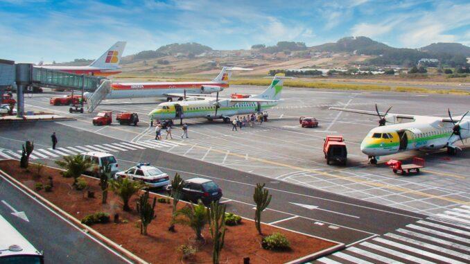 Aeropuerto de Tenerife Norte Bild: Guanxito2006 CC BY 2.5