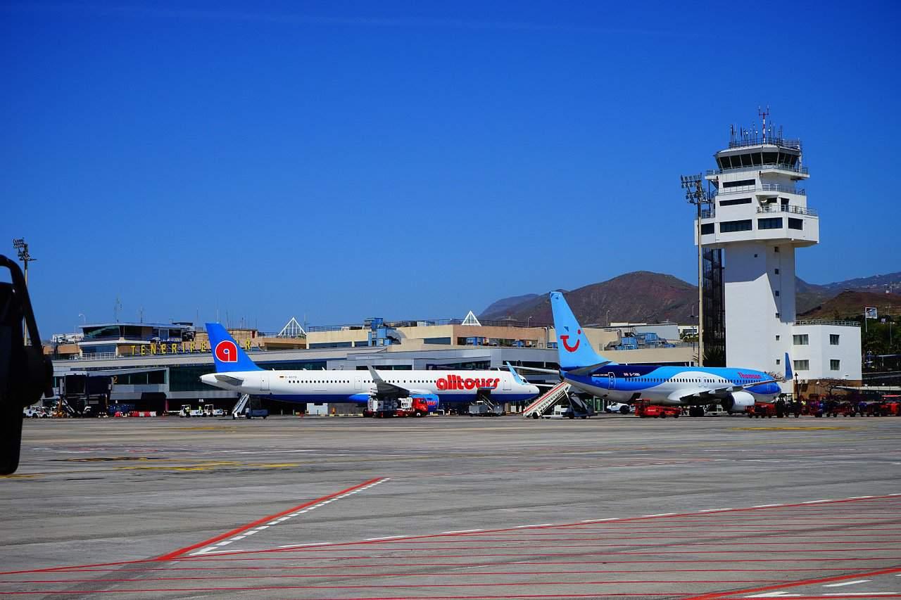 Flughafen Teneriffa Tower
